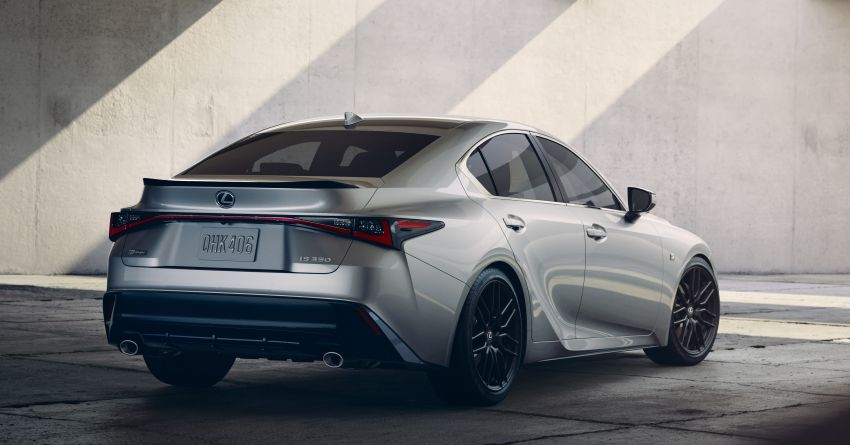 2021 Lexus IS debuts – three engines, RWD and AWD, uprated body rigidity, enhanced Lexus Safety System+ Image #1130897