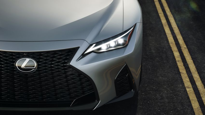 2021 Lexus IS debuts – three engines, RWD and AWD, uprated body rigidity, enhanced Lexus Safety System+ Image #1130895