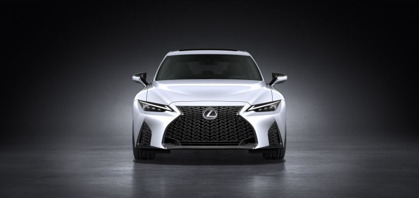 2021 Lexus IS debuts – three engines, RWD and AWD, uprated body rigidity, enhanced Lexus Safety System+ Image #1130883