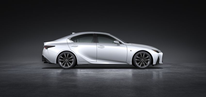 2021 Lexus IS debuts – three engines, RWD and AWD, uprated body rigidity, enhanced Lexus Safety System+ Image #1130880