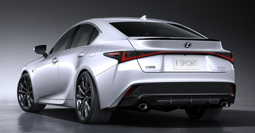 2021 Lexus IS debuts – three engines, RWD and AWD, uprated body rigidity, enhanced Lexus Safety System+ Image #1130874