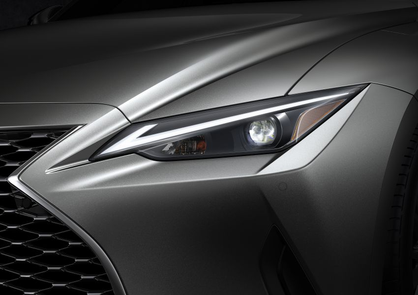 2021 Lexus IS debuts – three engines, RWD and AWD, uprated body rigidity, enhanced Lexus Safety System+ Image #1130872