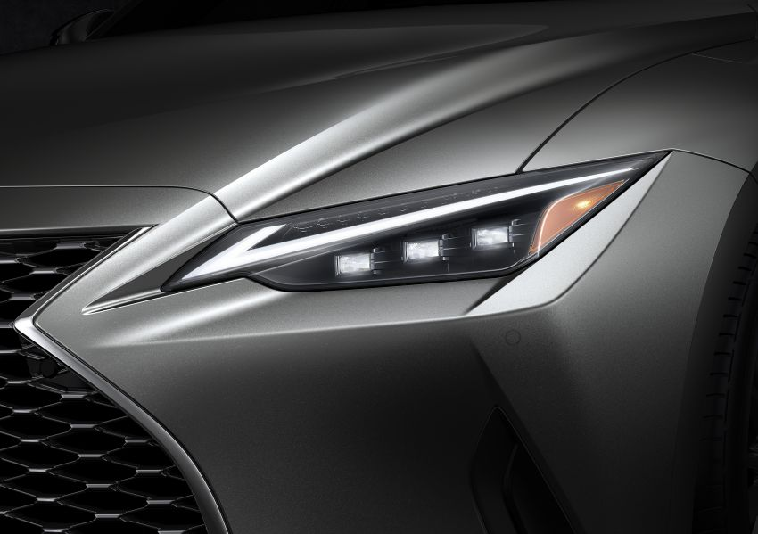 2021 Lexus IS debuts – three engines, RWD and AWD, uprated body rigidity, enhanced Lexus Safety System+ Image #1130870