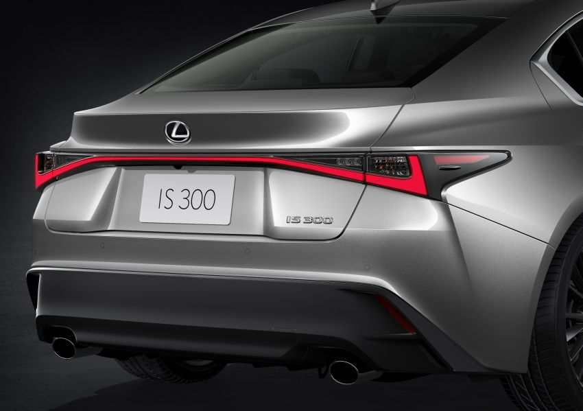 2021 Lexus IS debuts – three engines, RWD and AWD, uprated body rigidity, enhanced Lexus Safety System+ Image #1130868