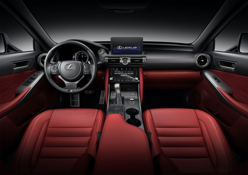 2021 Lexus IS debuts – three engines, RWD and AWD, uprated body rigidity, enhanced Lexus Safety System+ Image #1130862