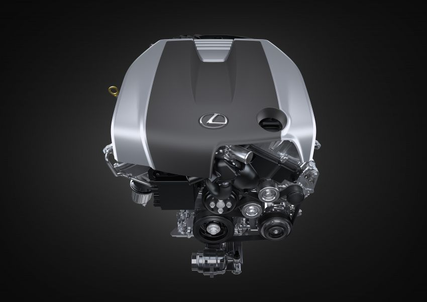 2021 Lexus IS debuts – three engines, RWD and AWD, uprated body rigidity, enhanced Lexus Safety System+ Image #1130839