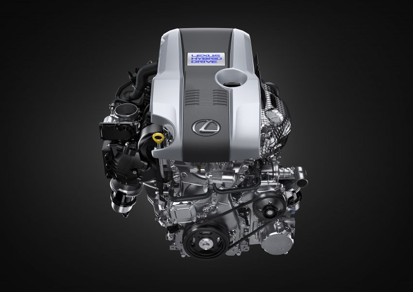 2021 Lexus IS debuts – three engines, RWD and AWD, uprated body rigidity, enhanced Lexus Safety System+ Image #1130837