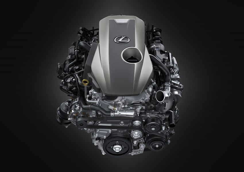 2021 Lexus IS debuts – three engines, RWD and AWD, uprated body rigidity, enhanced Lexus Safety System+ Image #1130836