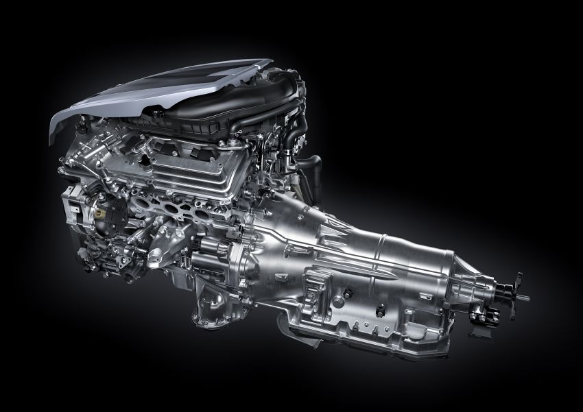 2021 Lexus IS debuts – three engines, RWD and AWD, uprated body rigidity, enhanced Lexus Safety System+ Image #1130819