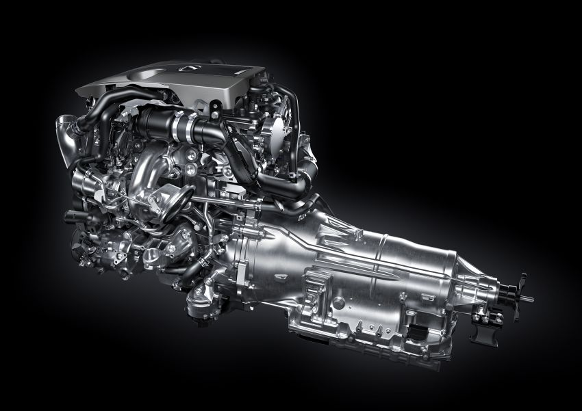 2021 Lexus IS debuts – three engines, RWD and AWD, uprated body rigidity, enhanced Lexus Safety System+ Image #1130816