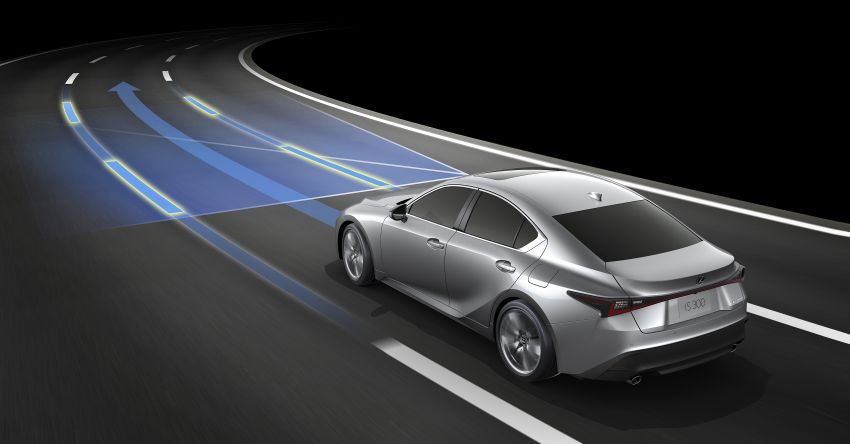 2021 Lexus IS debuts – three engines, RWD and AWD, uprated body rigidity, enhanced Lexus Safety System+ Image #1130791