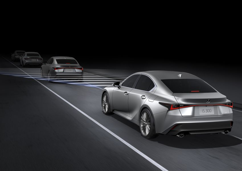 2021 Lexus IS debuts – three engines, RWD and AWD, uprated body rigidity, enhanced Lexus Safety System+ Image #1130785