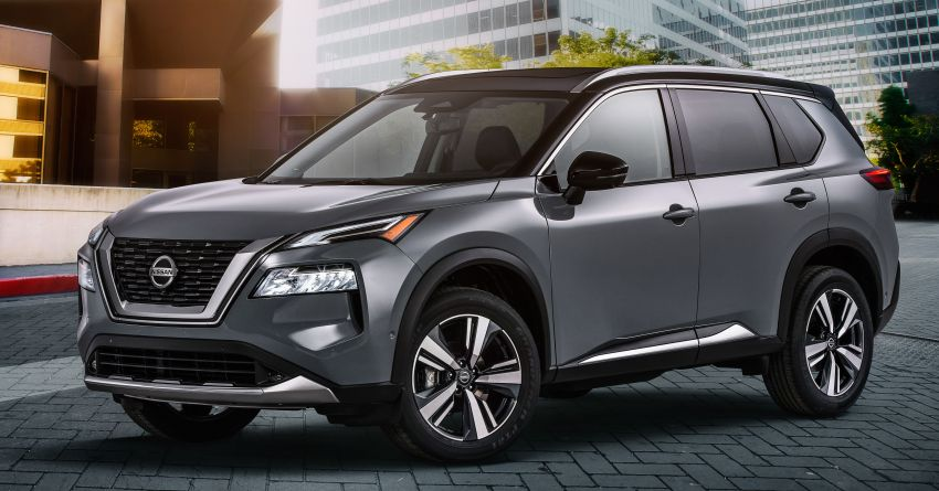2021 Nissan X-Trail makes its debut – fourth-gen gets an all-new design, more equipment and tech, 2.5L CVT Image #1130755