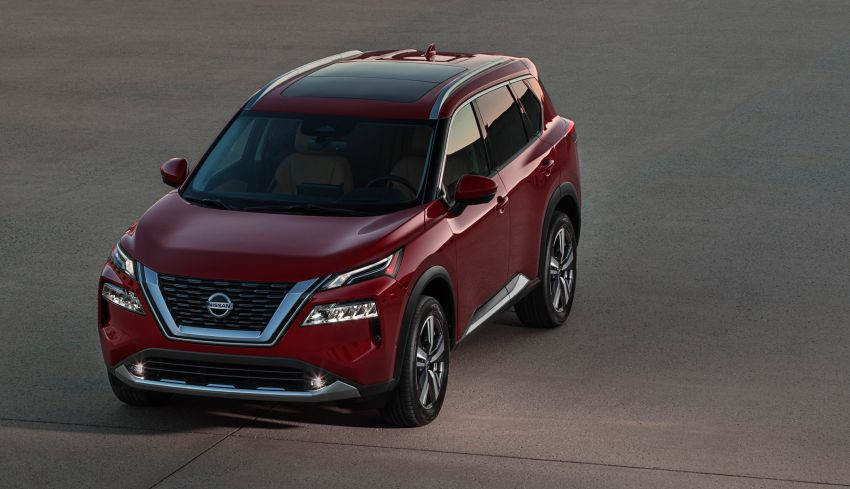 2021 Nissan X-Trail makes its debut – fourth-gen gets an all-new design, more equipment and tech, 2.5L CVT Image #1130774