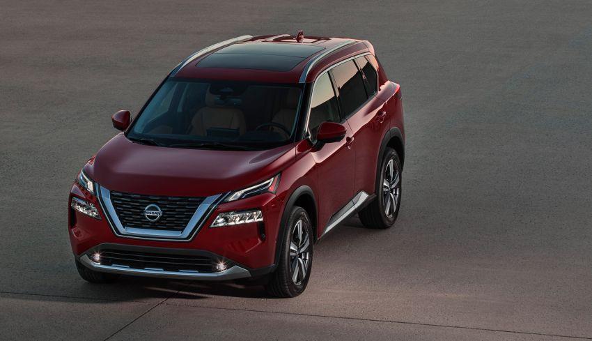 Nissan X-Trail 2021 didedah – rekaan serba baru untuk generasi keempat, kelengkapan dipertingkat, enjin 2.5L Image #1131130