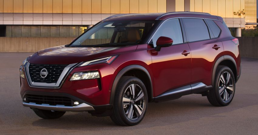 2021 Nissan X-Trail makes its debut – fourth-gen gets an all-new design, more equipment and tech, 2.5L CVT Image #1130776