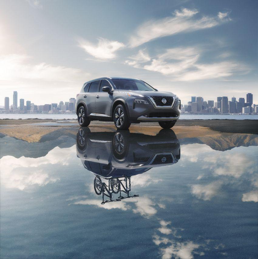Nissan X-Trail 2021 didedah – rekaan serba baru untuk generasi keempat, kelengkapan dipertingkat, enjin 2.5L Image #1131127