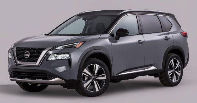 Dimensi Nissan X-Trail Terbaru Menciut, Desain Kurang Agresif