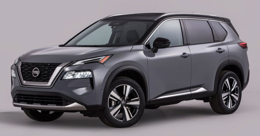 2021 Nissan X-Trail makes its debut – fourth-gen gets an all-new design, more equipment and tech, 2.5L CVT Image #1130784