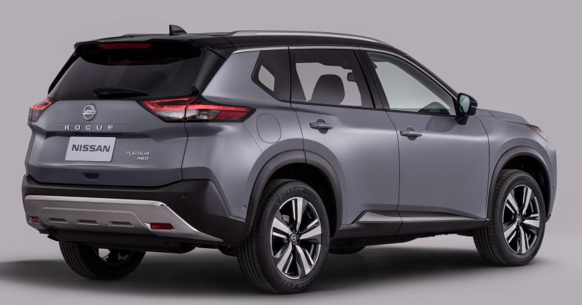 2021 Nissan X-Trail makes its debut – fourth-gen gets an all-new design, more equipment and tech, 2.5L CVT Image #1130787