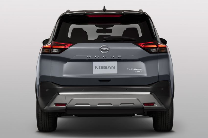2021 Nissan X-Trail makes its debut – fourth-gen gets an all-new design, more equipment and tech, 2.5L CVT Image #1130794