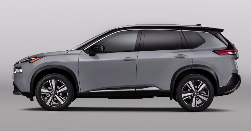 2021 Nissan X-Trail makes its debut – fourth-gen gets an all-new design, more equipment and tech, 2.5L CVT Image #1130798