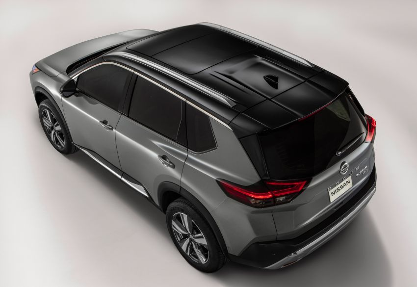 2021 Nissan X-Trail makes its debut – fourth-gen gets an all-new design, more equipment and tech, 2.5L CVT Image #1130801