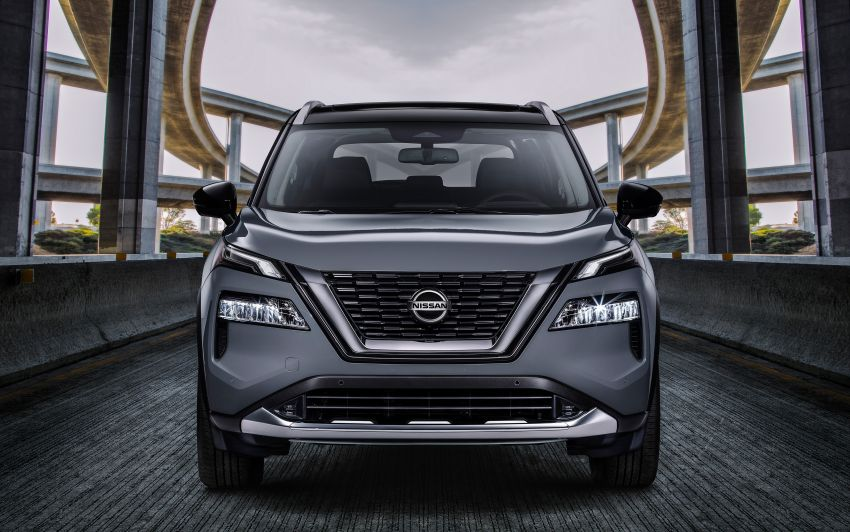 2021 Nissan X-Trail makes its debut – fourth-gen gets an all-new design, more equipment and tech, 2.5L CVT Image #1130757