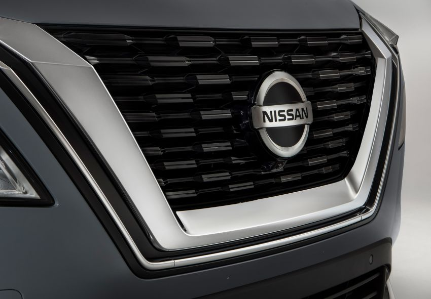 2021 Nissan X-Trail makes its debut – fourth-gen gets an all-new design, more equipment and tech, 2.5L CVT Image #1130805