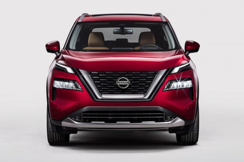 2021 Nissan X-Trail makes its debut – fourth-gen gets an all-new design, more equipment and tech, 2.5L CVT Image #1130817