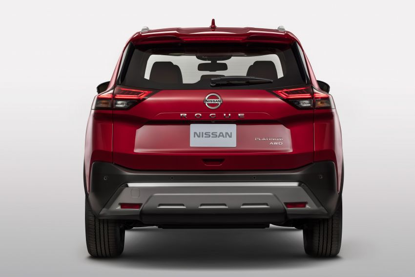 2021 Nissan X-Trail makes its debut – fourth-gen gets an all-new design, more equipment and tech, 2.5L CVT Image #1130820