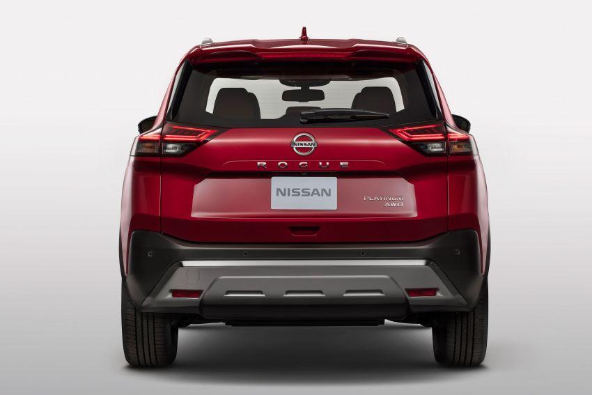 Nissan X-Trail 2021 didedah – rekaan serba baru untuk generasi keempat, kelengkapan dipertingkat, enjin 2.5L Image #1131113