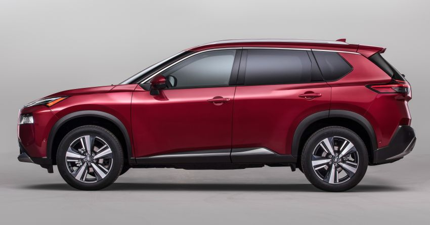 2021 Nissan X-Trail makes its debut – fourth-gen gets an all-new design, more equipment and tech, 2.5L CVT Image #1130822