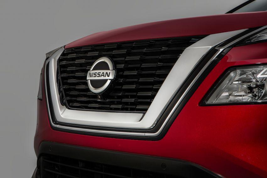 Nissan X-Trail 2021 didedah – rekaan serba baru untuk generasi keempat, kelengkapan dipertingkat, enjin 2.5L Image #1131111