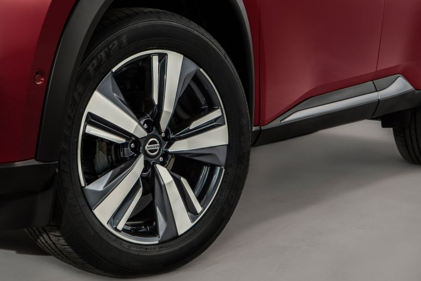 2021 Nissan X-Trail makes its debut – fourth-gen gets an all-new design, more equipment and tech, 2.5L CVT Image #1130827