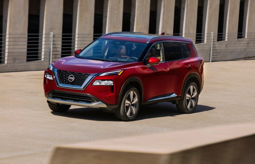 2021 Nissan X-Trail makes its debut – fourth-gen gets an all-new design, more equipment and tech, 2.5L CVT Image #1130759