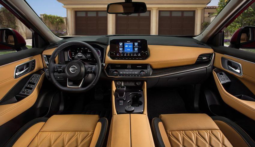Nissan X-Trail 2021 didedah – rekaan serba baru untuk generasi keempat, kelengkapan dipertingkat, enjin 2.5L Image #1131105