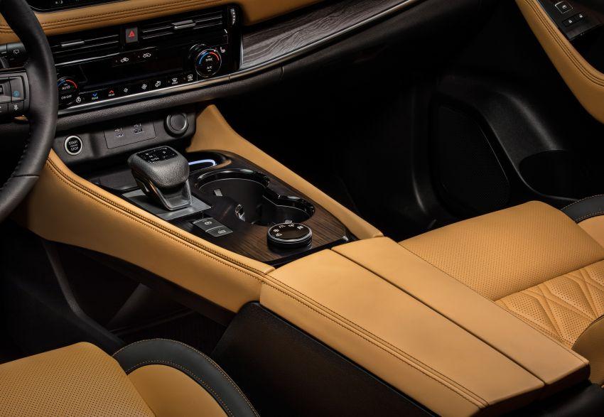 Nissan X-Trail 2021 didedah – rekaan serba baru untuk generasi keempat, kelengkapan dipertingkat, enjin 2.5L Image #1131104