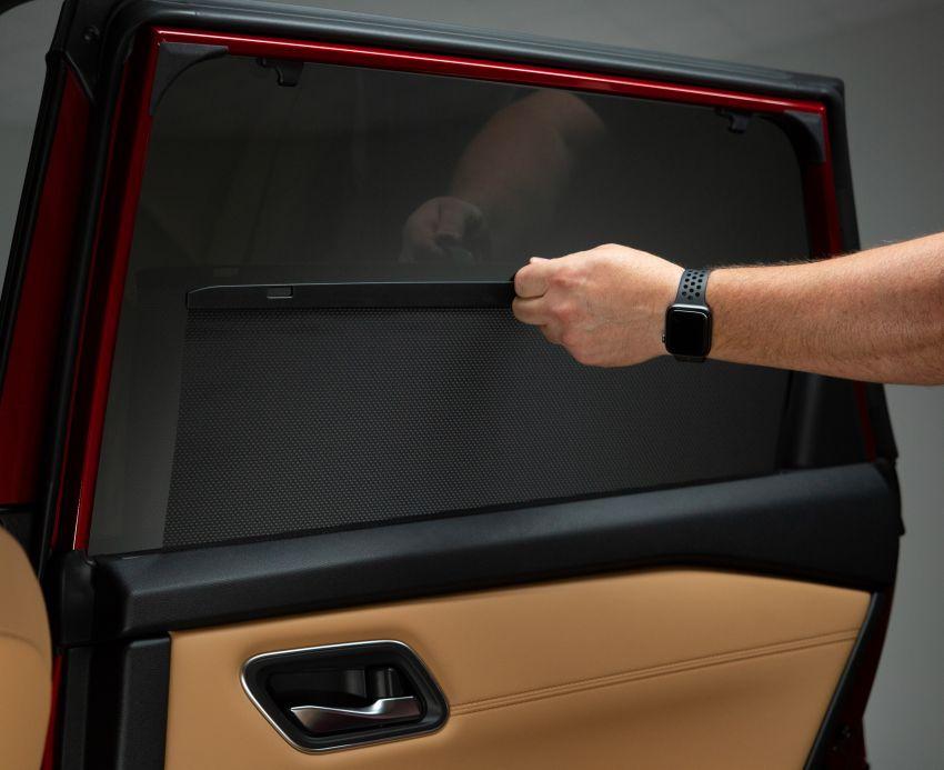 Nissan X-Trail 2021 didedah – rekaan serba baru untuk generasi keempat, kelengkapan dipertingkat, enjin 2.5L Image #1131103