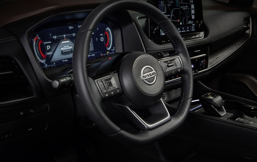 2021 Nissan X-Trail makes its debut – fourth-gen gets an all-new design, more equipment and tech, 2.5L CVT Image #1130846
