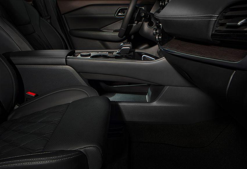 Nissan X-Trail 2021 didedah – rekaan serba baru untuk generasi keempat, kelengkapan dipertingkat, enjin 2.5L Image #1131096