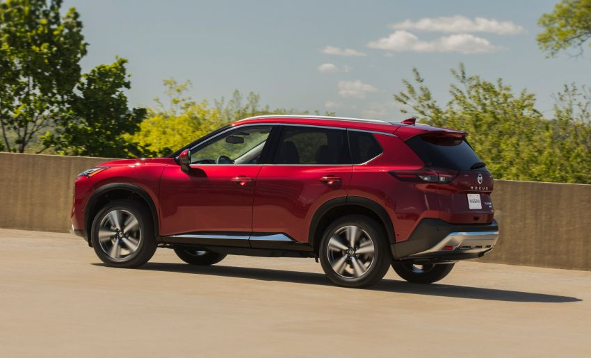 2021 Nissan X-Trail makes its debut – fourth-gen gets an all-new design, more equipment and tech, 2.5L CVT Image #1130761