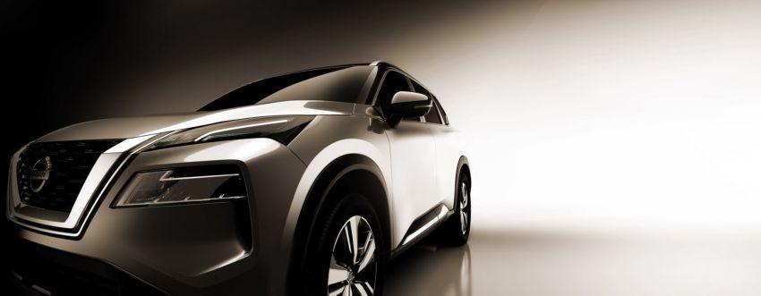 Nissan X-Trail 2021 didedah – rekaan serba baru untuk generasi keempat, kelengkapan dipertingkat, enjin 2.5L Image #1131090