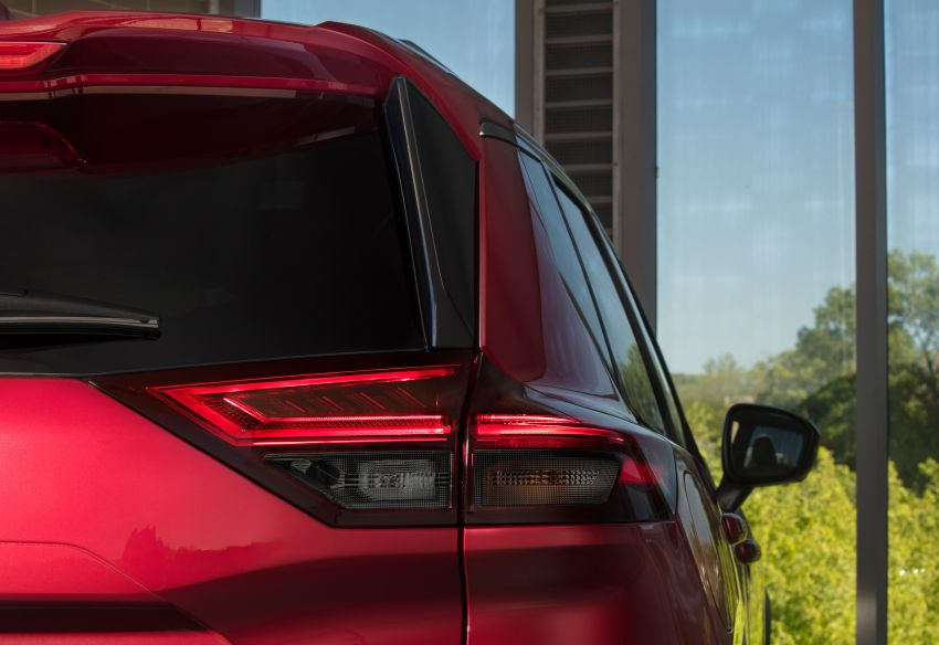 2021 Nissan X-Trail makes its debut – fourth-gen gets an all-new design, more equipment and tech, 2.5L CVT Image #1130763