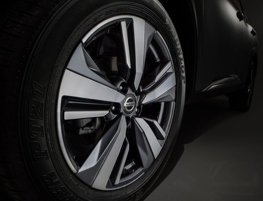 Nissan X-Trail 2021 didedah – rekaan serba baru untuk generasi keempat, kelengkapan dipertingkat, enjin 2.5L Image #1131134