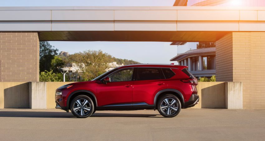 2021 Nissan X-Trail makes its debut – fourth-gen gets an all-new design, more equipment and tech, 2.5L CVT Image #1130767