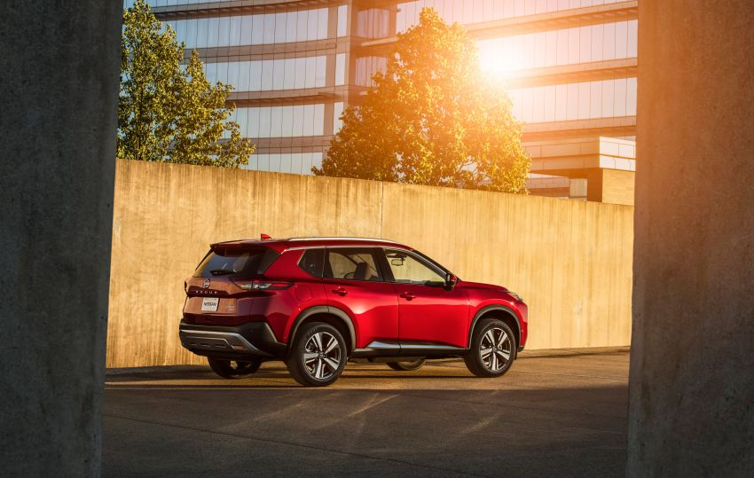 2021 Nissan X-Trail makes its debut – fourth-gen gets an all-new design, more equipment and tech, 2.5L CVT Image #1130769