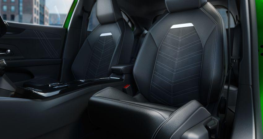 2021 Vauxhall Mokka debuts – brand new Vizor fascia, CMP platform, digital cockpit; EV gets 320 km range Image #1135767