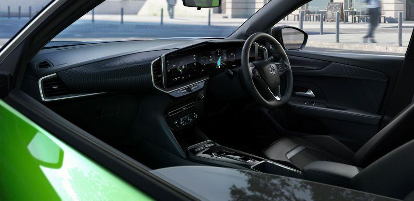 2021 Vauxhall Mokka debuts – brand new Vizor fascia, CMP platform, digital cockpit; EV gets 320 km range Image #1135777