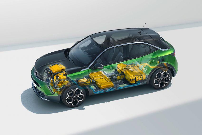 Vauxhall Mokka 2021 – generasi baru dengan pilihan varian elektrik penuh, platform CMP, kokpit digital Image #1135958